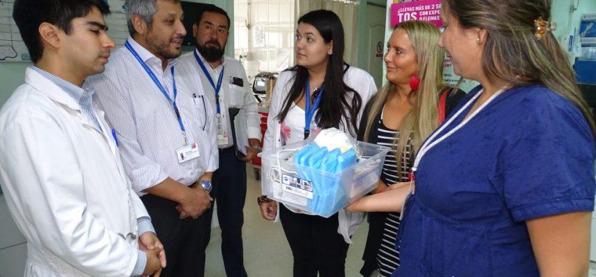 Autoridad de Salud supervisa preparación de hospitales ante posible llegada del coronavirus.