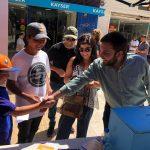 Diputado Raúl Soto lanza campaña de información sobre proceso Constituyente.
