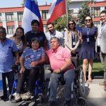 Rengo primera ciudad en Chile que decidió entregar más de 130 sillas de ruedas especializadas y no celebrar fiestas de fin año.