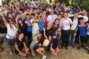 Campamento de verano en picarquín: 700 estudiantes de la región participan en actividad organizada por la municipalidad de doñihue y financiada JUNAEB.