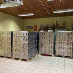 Comuna de Peralillo suma entrega de cajas de Mercadería.