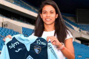 Sanfernandina jugará en la Liga Francesa del fútbol femenino.