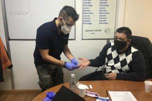 Minera Newmont construye laboratorio en la comuna de Santa Cruz.