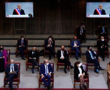 Plebiscito, pandemia y la recesión mundial: Las claves de la Cuenta Pública del Presidente Piñera.