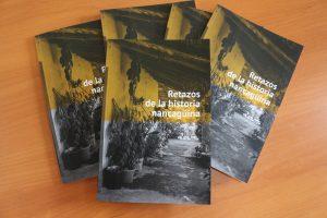"""Libro  """"Retazos de la Historia Nancagüina"""" fue lanzado en el centro cultural de Nancagua."""